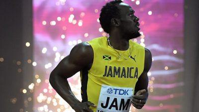 El equipo jamaicano culpa a la organización del Mundial de la lesión de Bolt