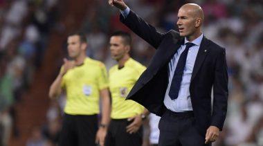 Zidane, Luis Enrique y Guardiola, nominados a mejor entrenador del año por la FIFA