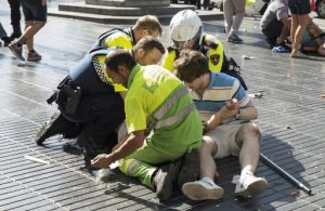 Al menos 13 muertos y un centenar de heridos en ataque yihadista en Barcelona