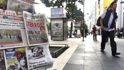 """Padre de sospechosos marroquíes en atentados en España está """"conmocionado"""""""