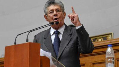 """Parlamento venezolano """"desconoce"""" que Constituyente asuma sus funciones"""