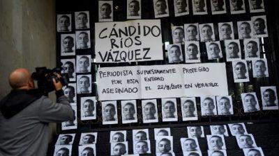 """""""¿Quieres ser periodista? Te van a asesinar"""": el riesgo de informar en México"""