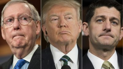 Deuda y presupuesto: las batallas entre Trump y el Congreso