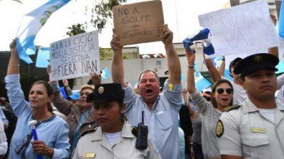 Velásquez, el colombiano que hace temblar presidentes en Guatemala