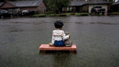 Tras inundar Texas, Harvey amenaza con sembrar caos en Luisiana