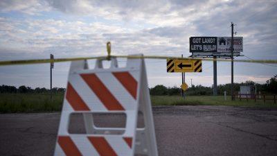 Temor de polución química en sur de EEUU azotado por inundaciones de Harvey