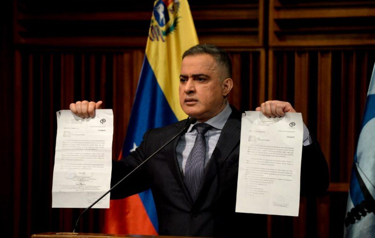 Fiscal venezolano denuncia desfalco de USD 200 millones e implica a antecesora