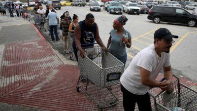 Venezuela aportará 5 millones de dólares a afectados por Harvey en EEUU