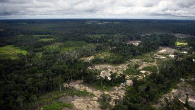 Sismo de 6,1 grados se registra en la selva central de Perú