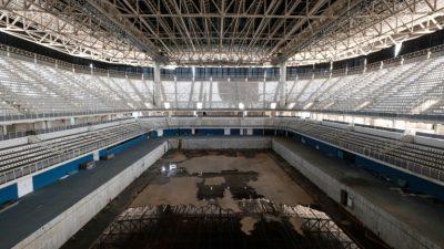 Un año después de los Juegos Olímpicos, Rio se hunde en la depresión