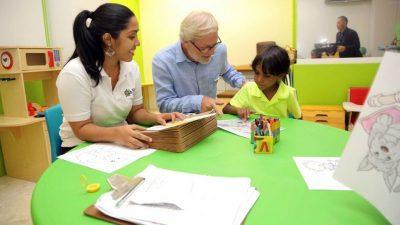 Ejecutivo de Olimpíadas Especiales: en el CAID los niños reciben un trato de primera línea