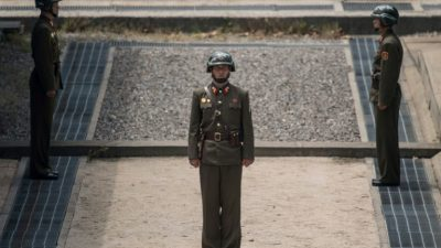"""Corea del Norte mantiene """"abiertas"""" sus puertas a turistas de EEUU"""
