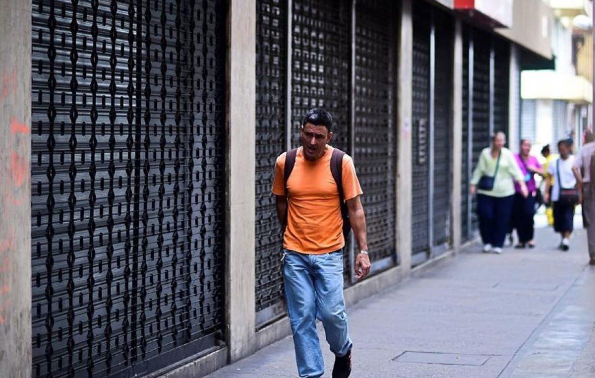 Sismo de 4,5 grados causa alarma en Caracas