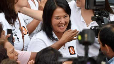 Misiles de Odebrecht contra políticos peruanos alcanzan a Keiko Fujimori