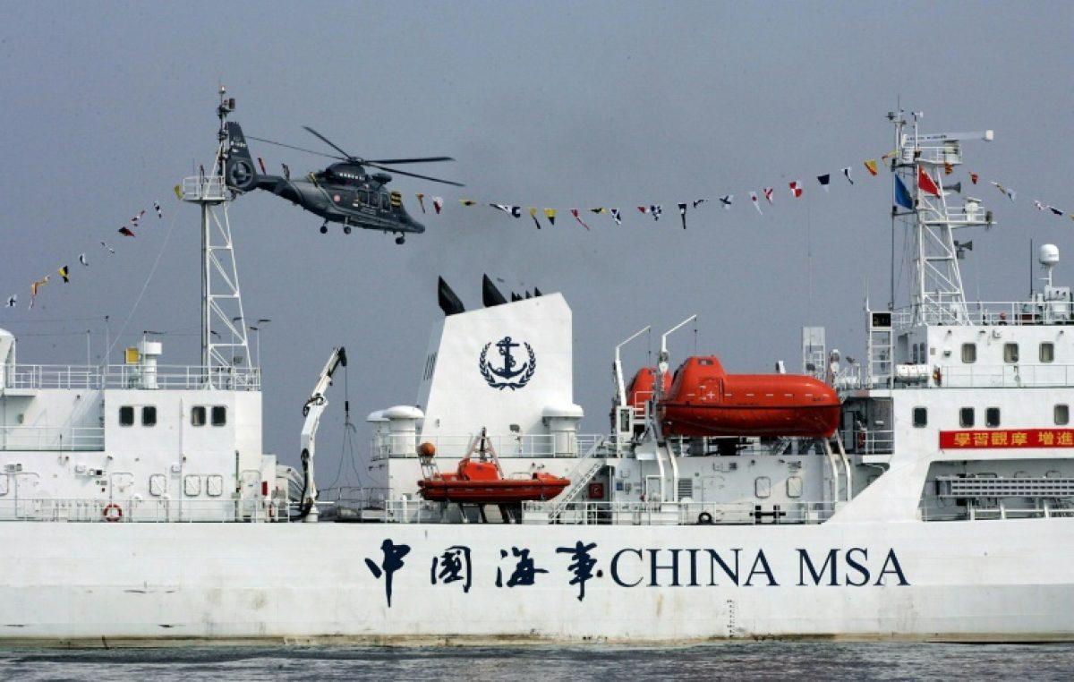 China inaugura su primera base naval en el extranjero