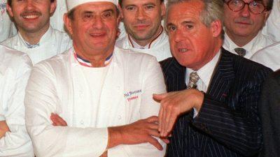 Murió Christian Millau, reinventor de la gastronomía francesa