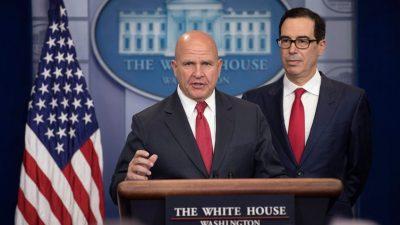 EEUU prohíbe transar bonos de Venezuela y de PDVSA