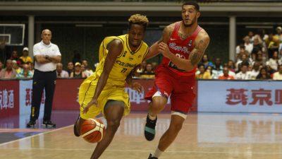 Puerto Rico vapulea a Colombia y sueña con pasar a semifinales de Copa América de básquet