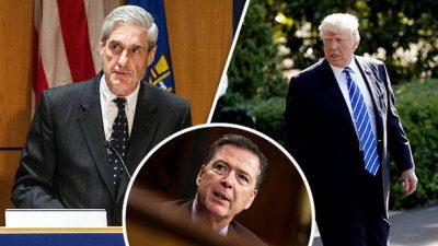 Fiscal Mueller quiere interrogar al exjefe de gabinete de la Casa Blanca