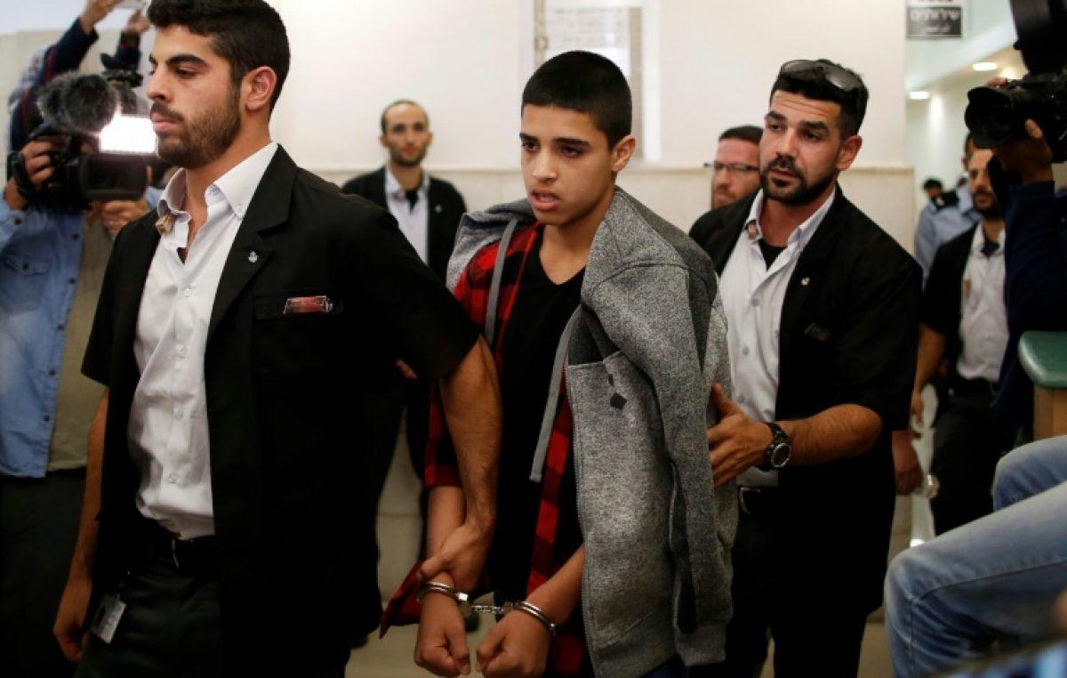 Reducen la pena a un atacante palestino menor de edad en Israel