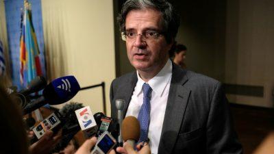 """Francia quiere sanciones de la ONU contra Corea del Norte en """"los próximos días"""""""