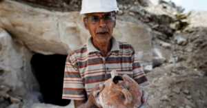 Descubren en Israel taller artesanal de la época de Jesús