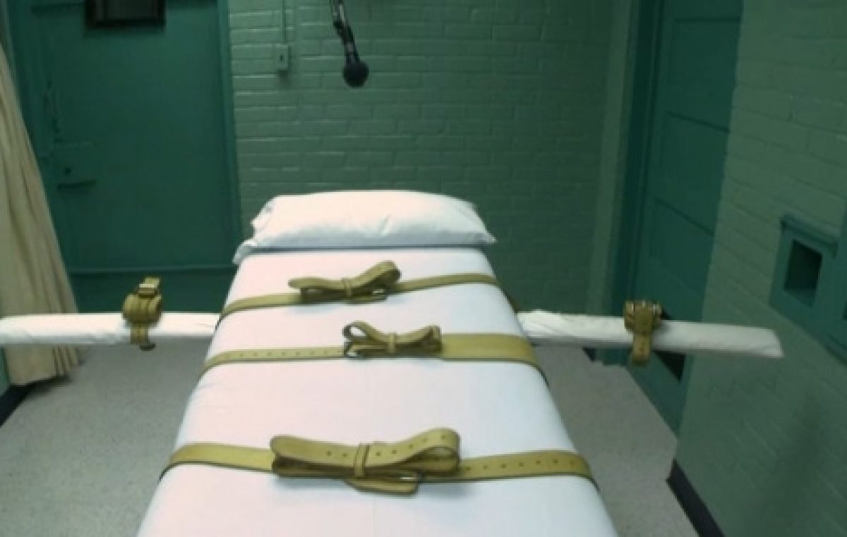Florida ejecutará al primer reo en 18 meses con nuevo medicamento