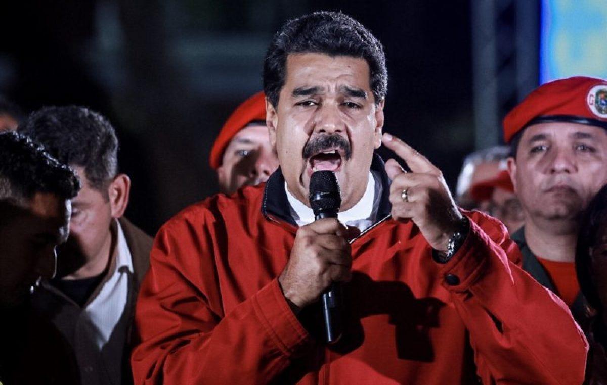EEUU impone primeras sanciones a Venezuela pero descarta pronta acción militar