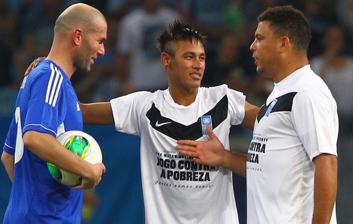 """""""No puedes encontrar a otro como Neymar"""", dice Zidane"""