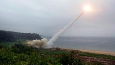 Corea del Norte amenaza con lanzar misiles en las bases estadounidenses de Guam