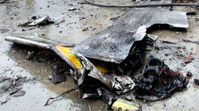 Cinco muertos en accidente aéreo en Venezuela, incluido hijo de ministro