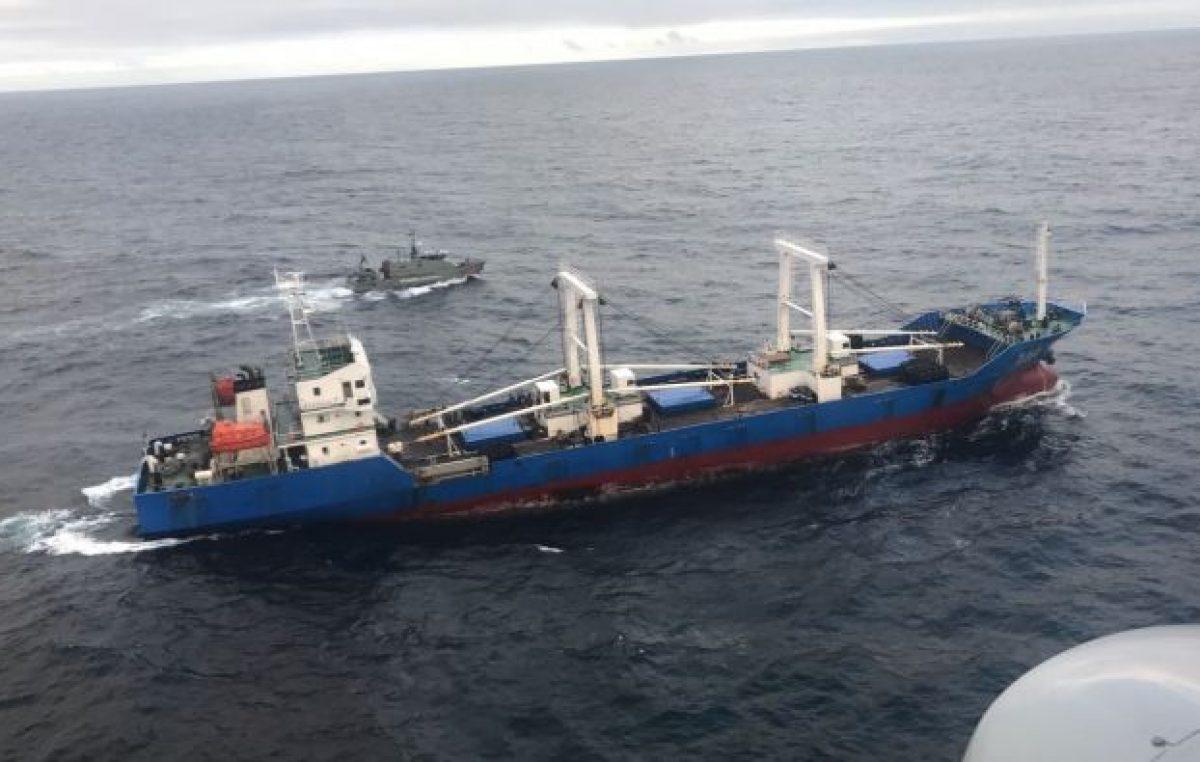 Ecuador: prisión para tripulación de buque chino detenido en ...