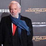 Donald Sutherland recibirá Óscar honorífico