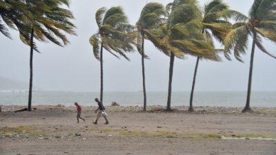 El huracán Irma baja a categoría 4, pero sigue su recorrido mortal por el Caribe