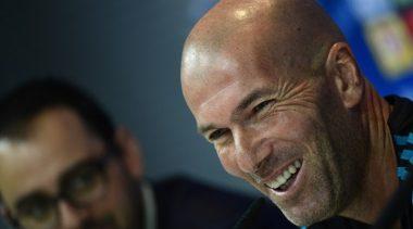 "Zidane celebra la ""fenomenal"" serie de sus jugadores"