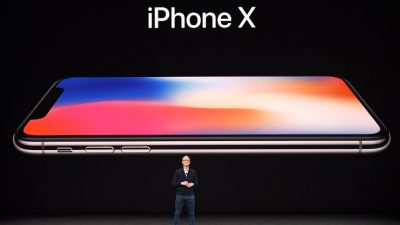 Apple devela tres nuevos modelos de iPhone