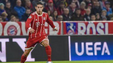 Sudamericanos en Europa: James muestra su mejor versión en Alemania con gol y asistencia