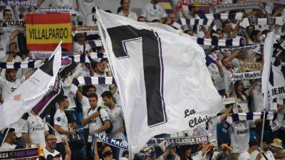 El Real Madrid tuvo ingresos de 674,6 millones de euros en el curso 2016/17