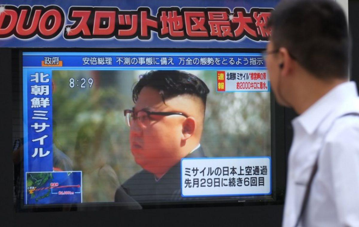 """EEUU tiene """"muchas"""" opciones militares ante crisis con Corea del Norte (Mattis)"""
