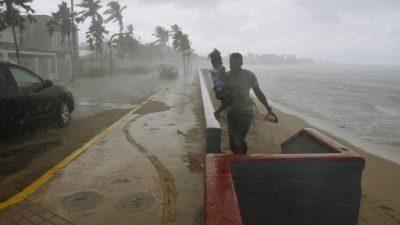 María amenaza a Puerto Rico y las Islas Vírgenes tras devastar Dominica