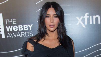 Kim Kardashian espera su tercer hijo en un vientre alquilado
