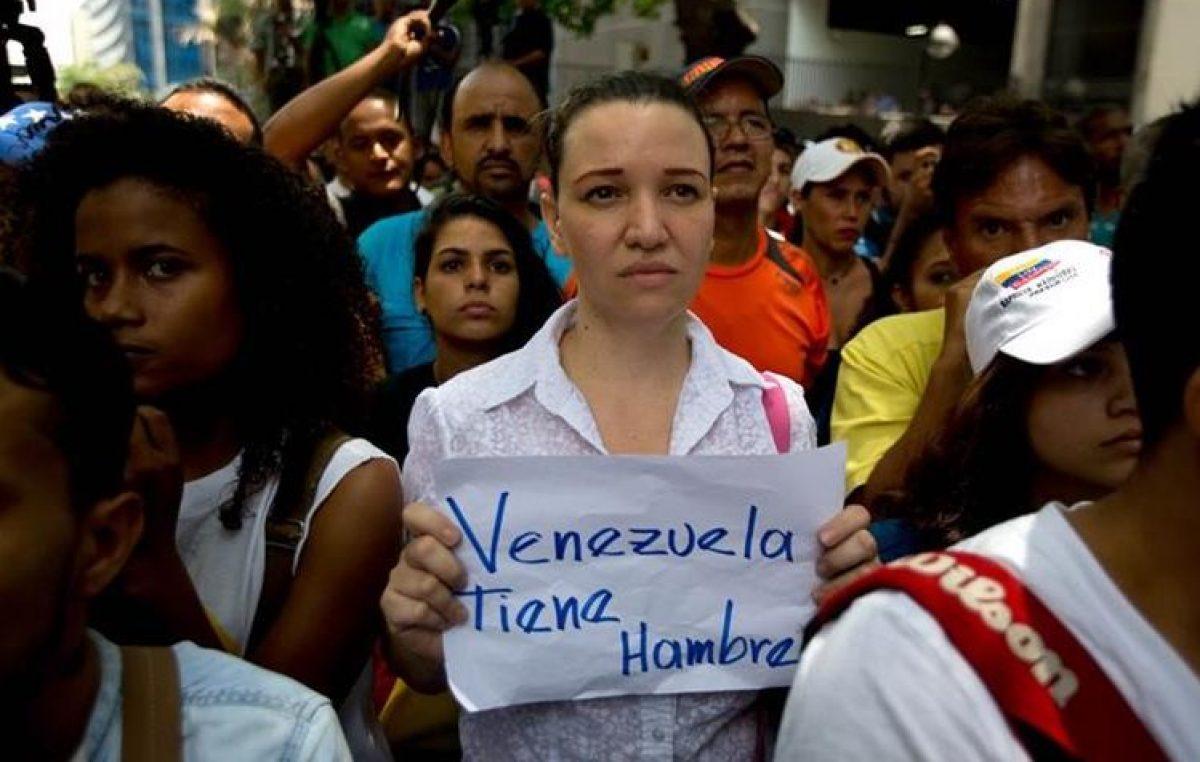 Centroamérica y México registran fuerte aumento de asilados venezolanos
