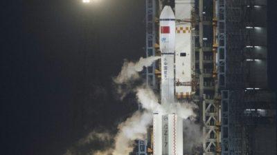 Retrasan las misiones lunares de China por un lanzamiento fallido