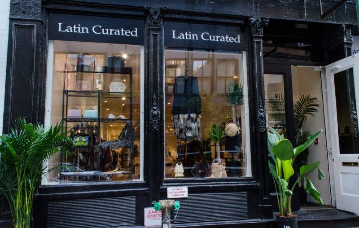En Nueva York, una pequeña ventana a la moda latinoamericana