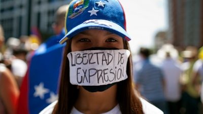 Denuncian escalada de ataques contra medios de comunicación en Venezuela