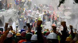 La economía de México, en pausa por el sismo, repuntará con la reconstrucción