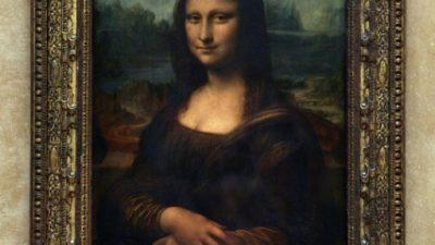 """Leonardo da Vinci podría haber dibujado a una """"Mona Lisa desnuda"""", según expertos"""