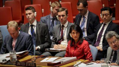 EEUU presiona en la ONU para aplicar nuevas sanciones a Corea del Norte