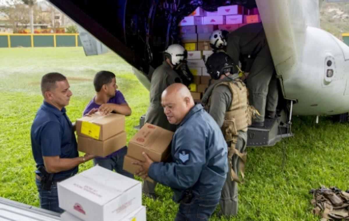 Trump hace un nuevo gesto y acelera el envío de ayuda a Puerto Rico