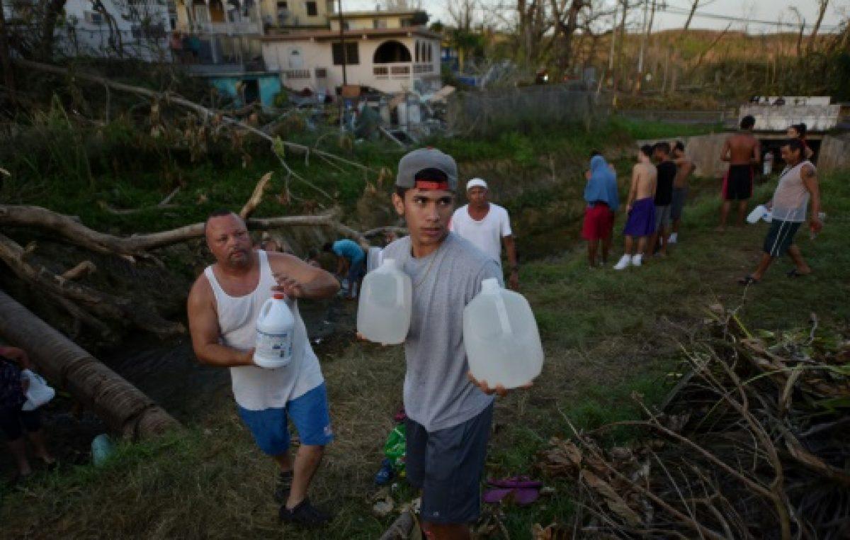 Trump visitará Puerto Rico en medio de críticas por falta de apoyo